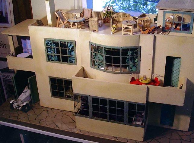 View of 1937 Santa Monica House